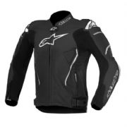Alpinestars Atem Leather Jacket Black